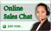 Online sales chat. Join now!